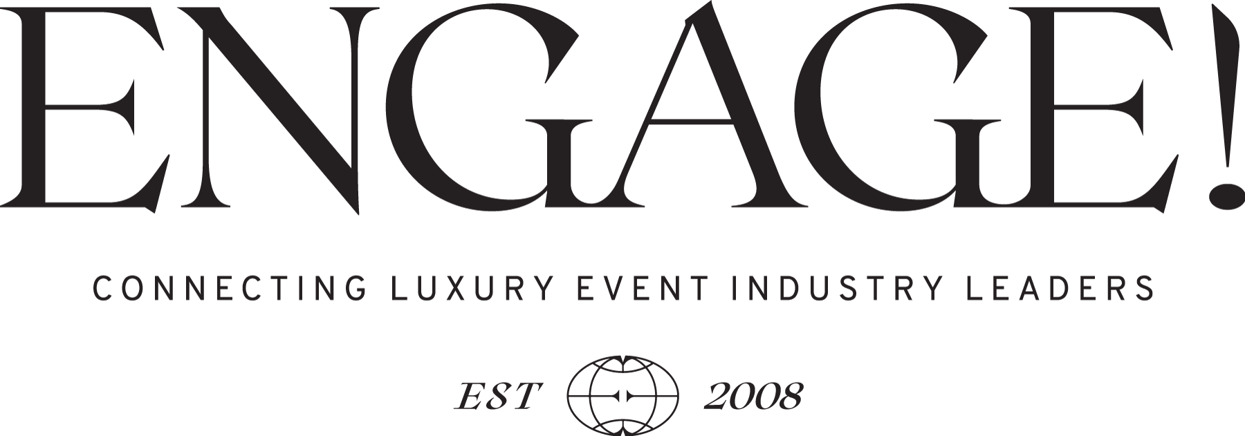 Engage! Connecting luxury event industry leaders. Est'd 2008